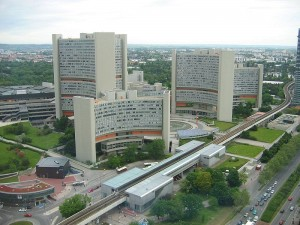 UNO-City (FN-staden/Vienna International Centre)